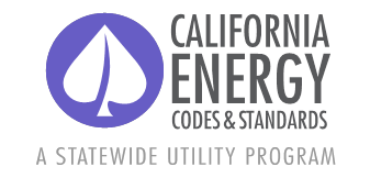 CA Energy Codes and Standards Statewide Utility Program Logo